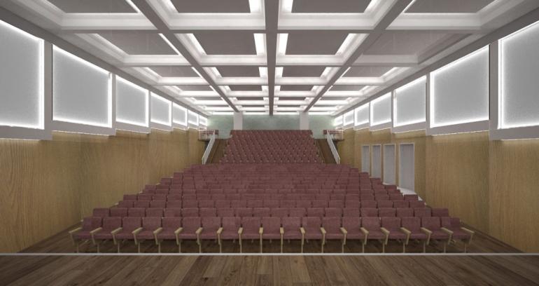 Стартират кампания за възстановяване на зали в Националния студентски дом